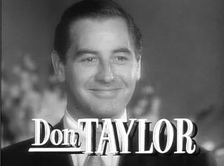 Don Taylor Actor