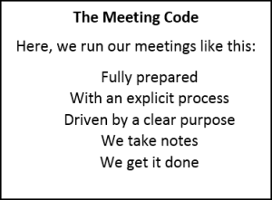 Meetings Code PNG
